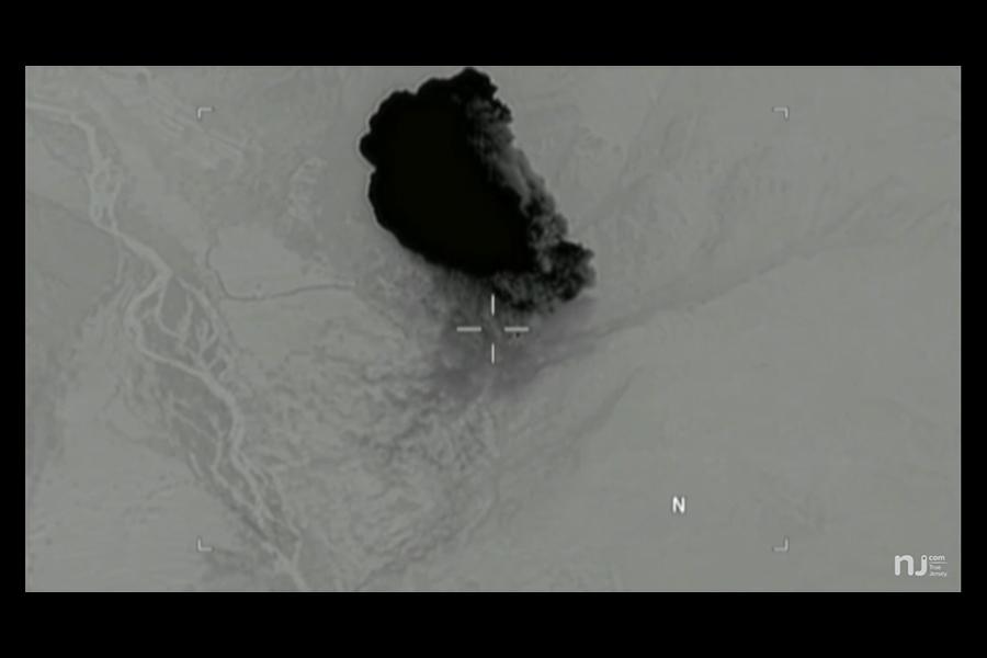 美軍在阿富汗空襲 擊斃一名IS頭目