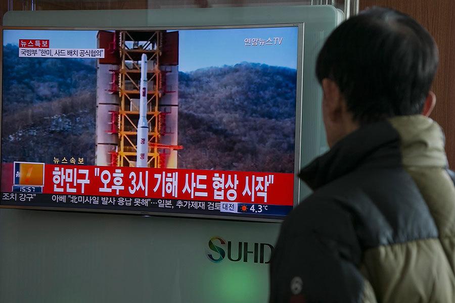 研究:中共企業暗助北韓研發彈道導彈