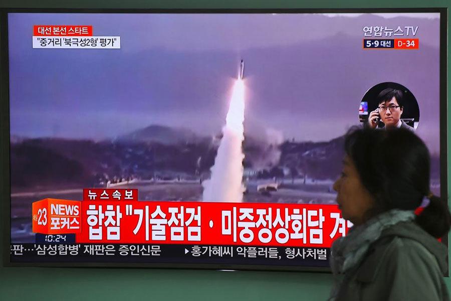 中朝再互罵 官媒批朝不要中「核武器」的蠱