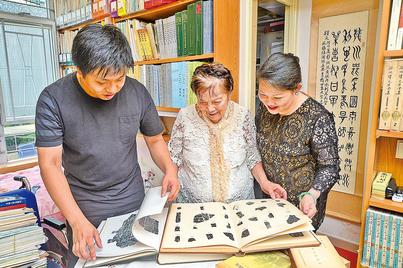 甲骨文涵古文化訊息可探未來