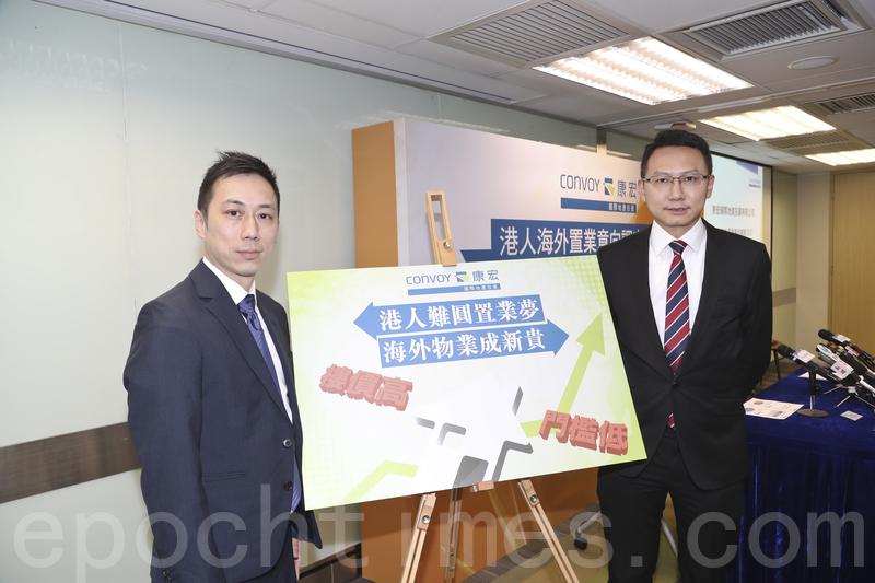 康宏:港人海外置業成新趨勢