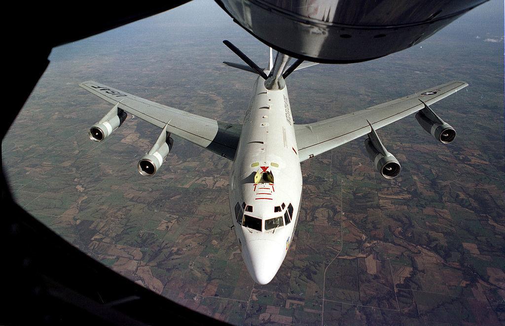 美派核偵察機監控北韓核試驗異動