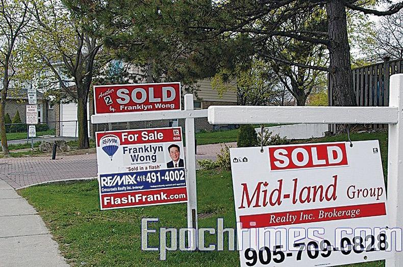 加拿大最搶手房地產市場 大多區列治文山年漲三成
