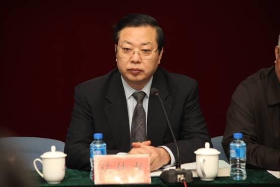曾任福彩中心主任 民政部前高官被立案查
