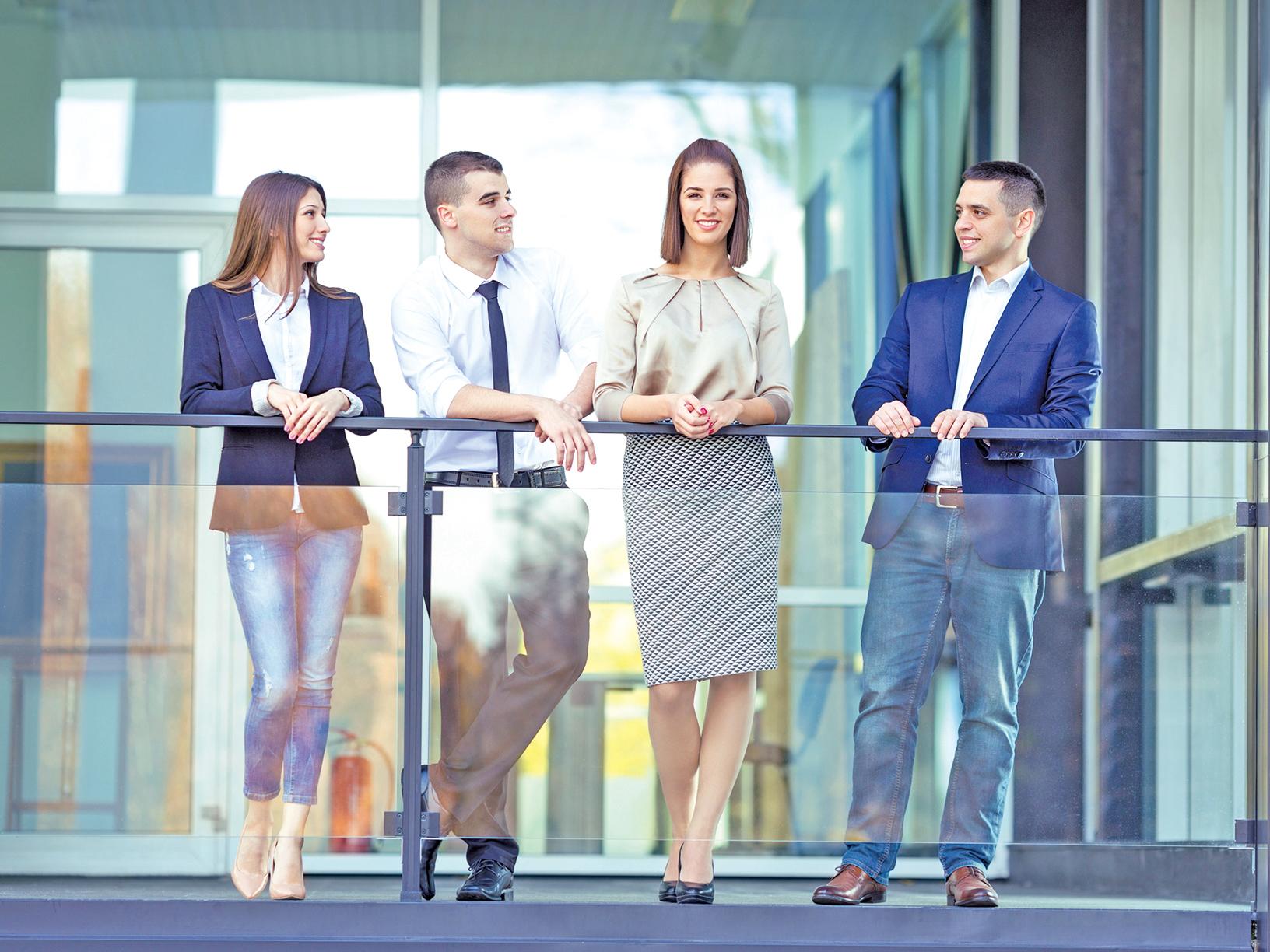 辦公室友誼應掌握甚麼樣的分寸?