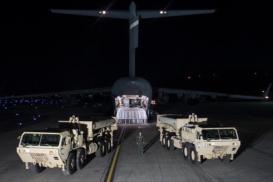 應對北韓持續挑釁 美韓要儘早讓薩德就位