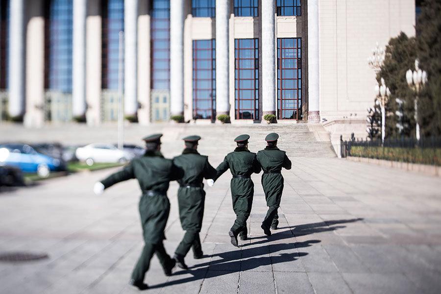 裁軍改番號 習清洗江派軍中勢力鞏固軍權