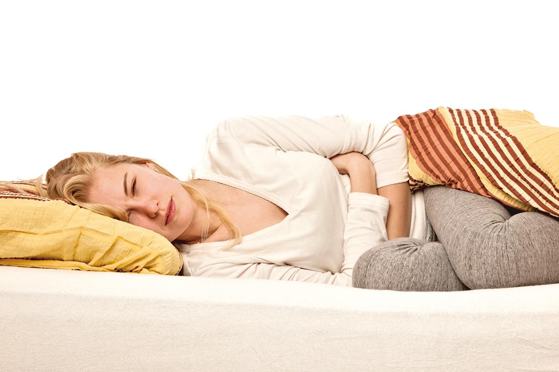 月經期間缺乏保養易留下不孕病根