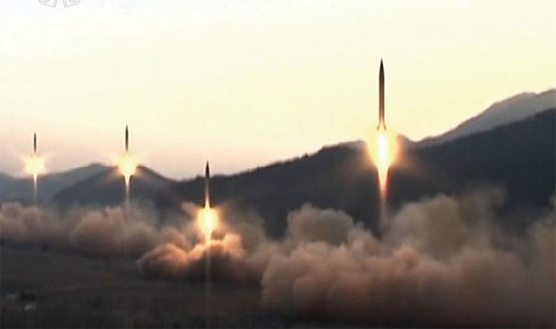 「將嚴懲挑釁」日韓強烈譴責北韓再射導彈