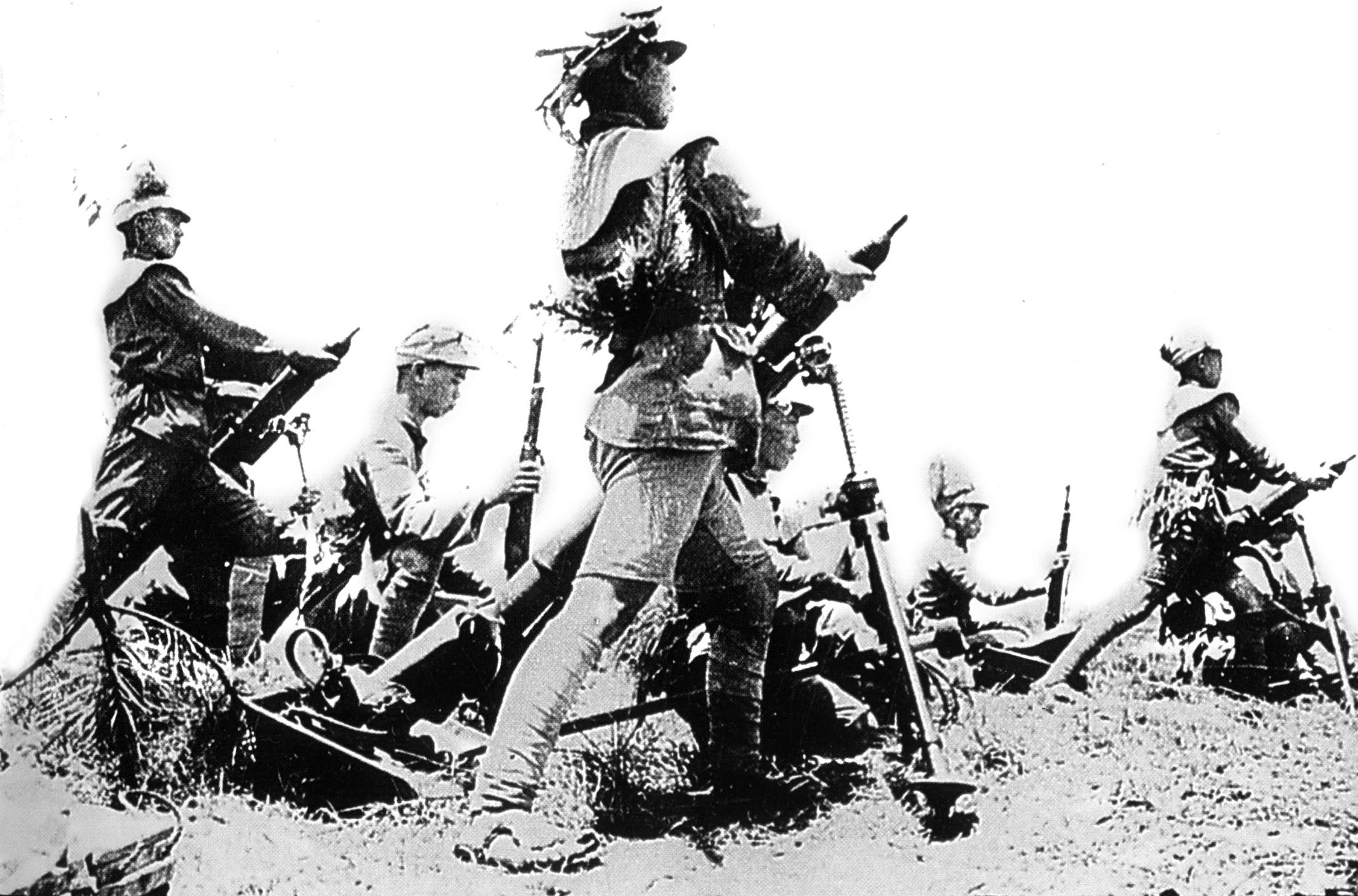 毛澤東至少6次感謝日本侵華
