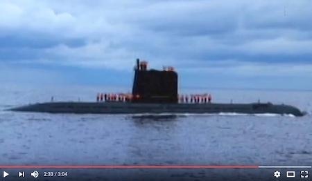 北韓能很快從水下對美發動核戰嗎?