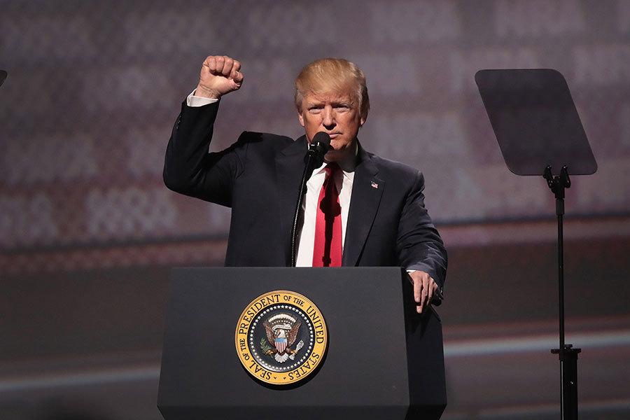 特朗普或將增加對伊朗制裁