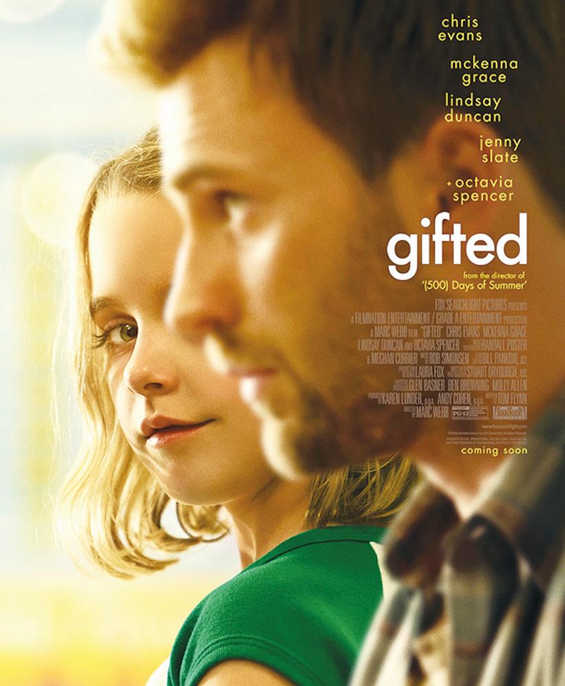 【新片速遞】 《天賦的禮物》(Gifted)
