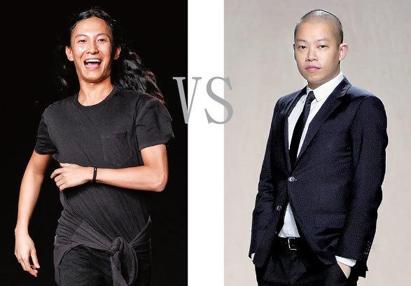 華裔設計師吳季剛和王大仁 你喜歡誰的風格?