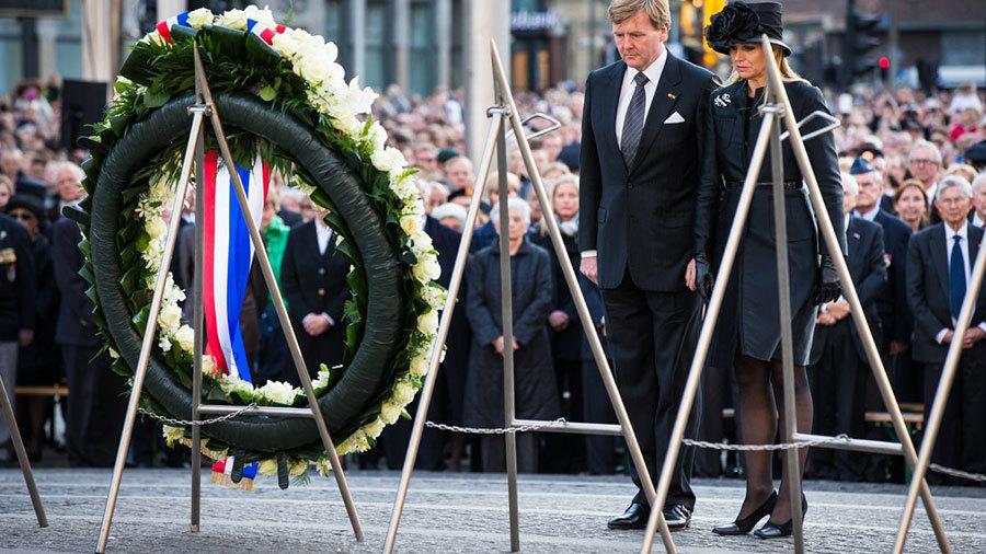 荷蘭:追思二戰死難者 珍惜自由來之不易