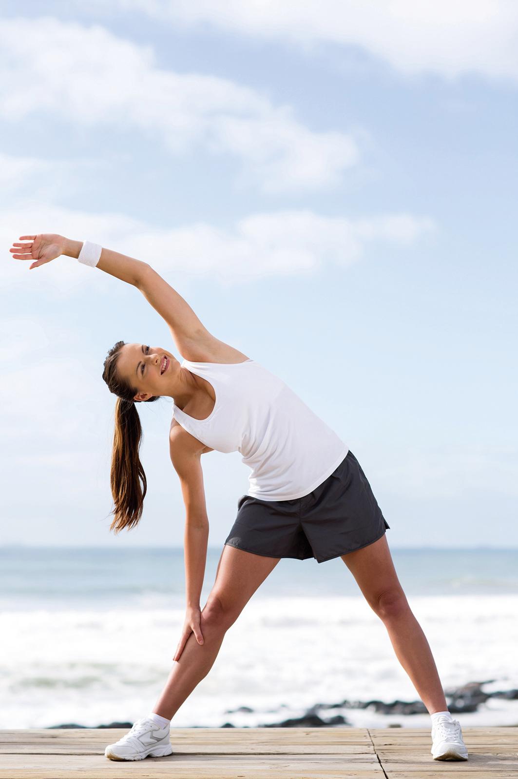 研究:不運動比肥胖更致命