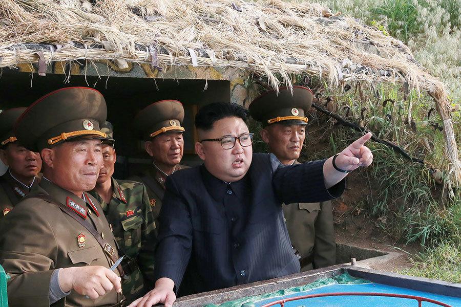 北韓發佈「刺客」視像 斬首行動受關注
