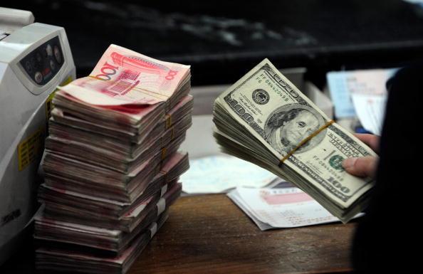 人民幣現異常波動 離岸市場存隱憂
