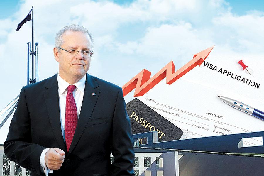 因應通貨膨脹 七月起澳洲所有簽證費將漲價