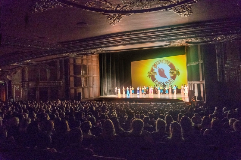 匹茲堡滿場落幕 神韻完美結束2017全球巡演