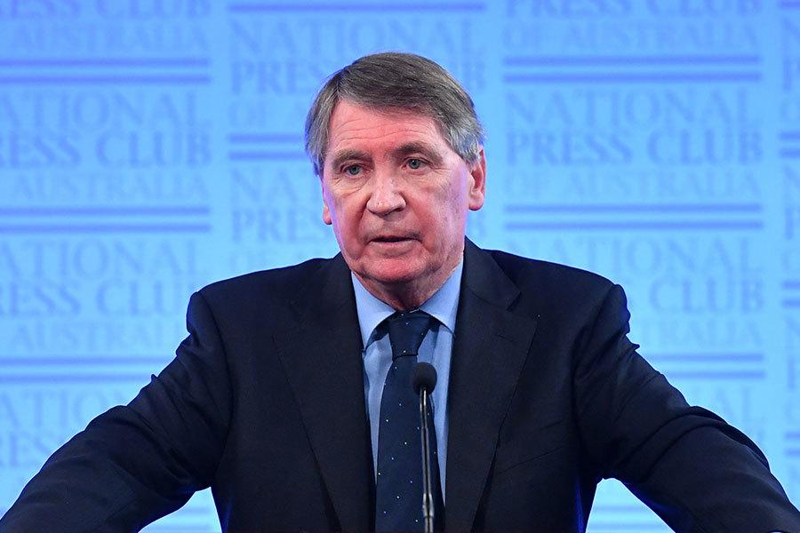 澳國防部高官直指中共間諜活動頻繁