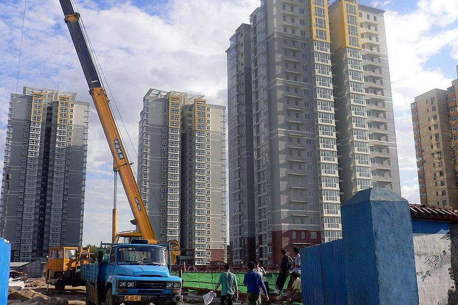銷售下滑投資擴大 陸房地產市場矛盾加劇