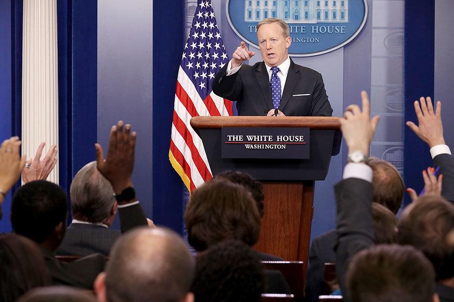 保守派建議特朗普關閉每日新聞會 治理假新聞