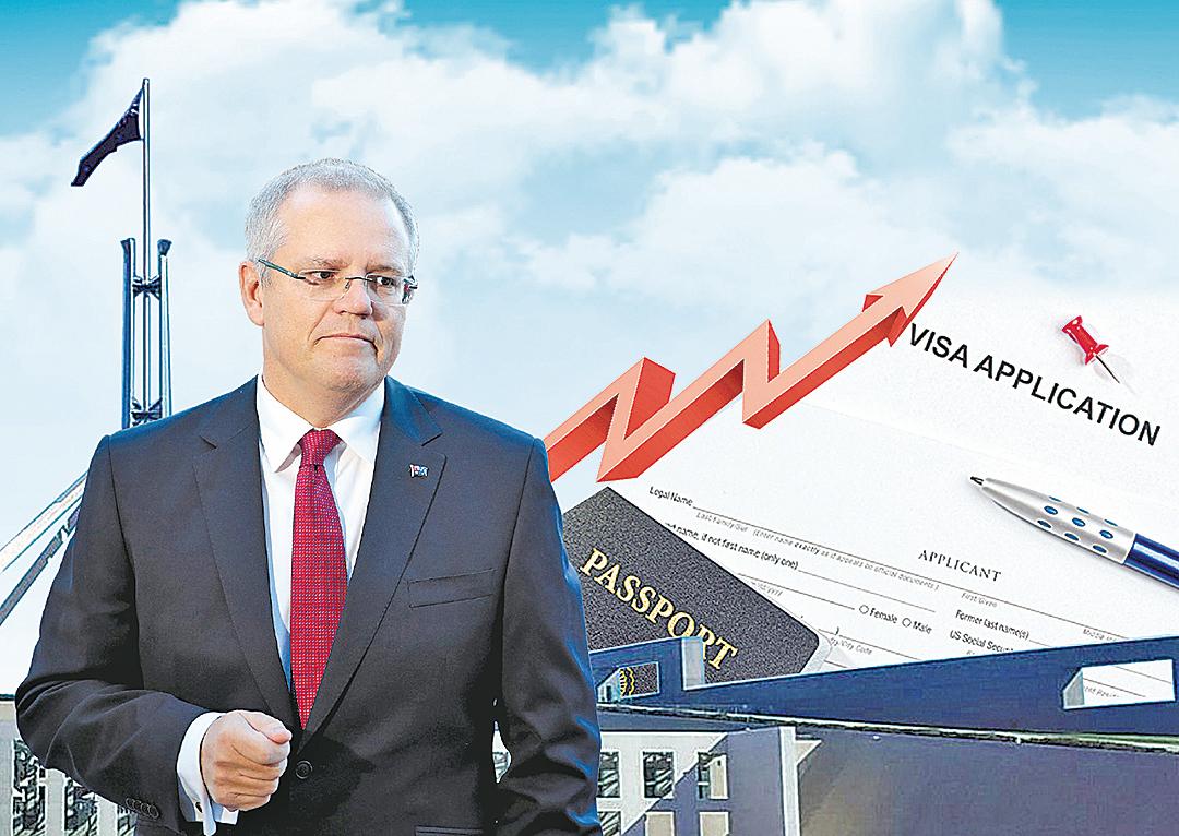 因應通貨膨脹 澳洲簽證費將漲