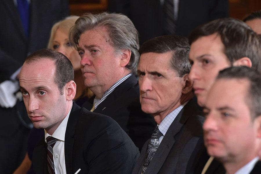 特朗普競選團隊跟俄接觸十八次 未發現不當行為