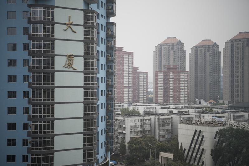 大陸十五熱點城市房價三年來首次全面「停漲」