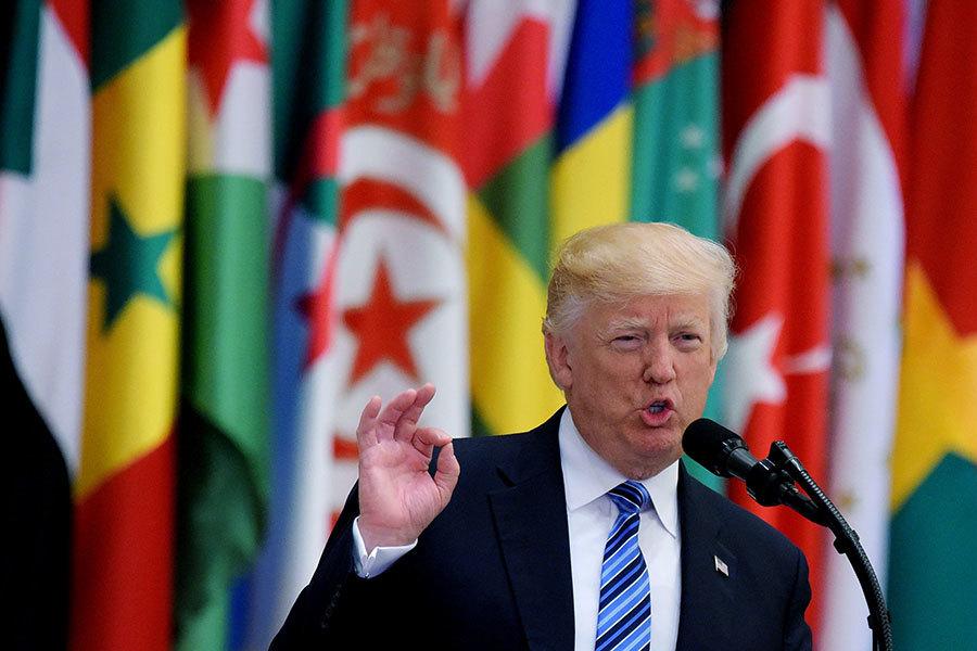 特朗普將訪以色列 力圖找到以巴「最終協議」
