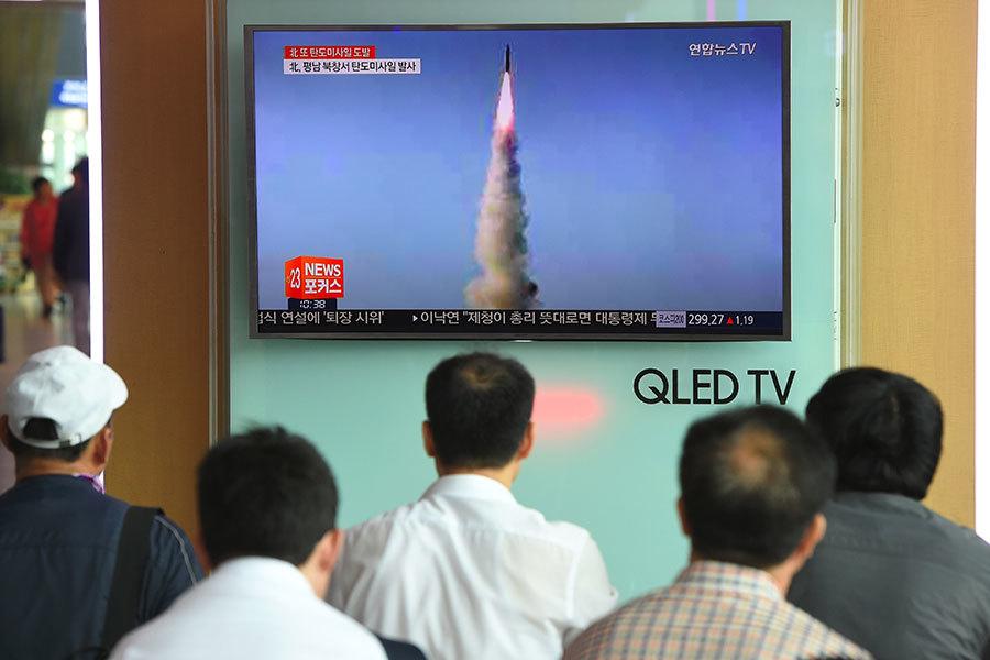 北韓再射導彈挑釁 專家分析背後因素
