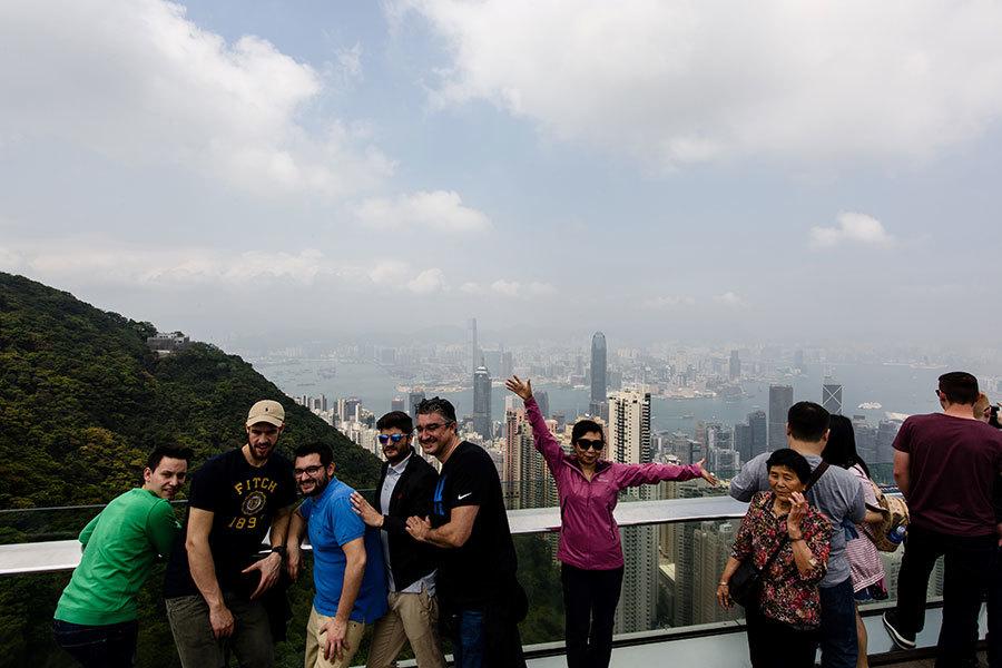 外媒:中國遊客成為北京打經濟戰的新武器