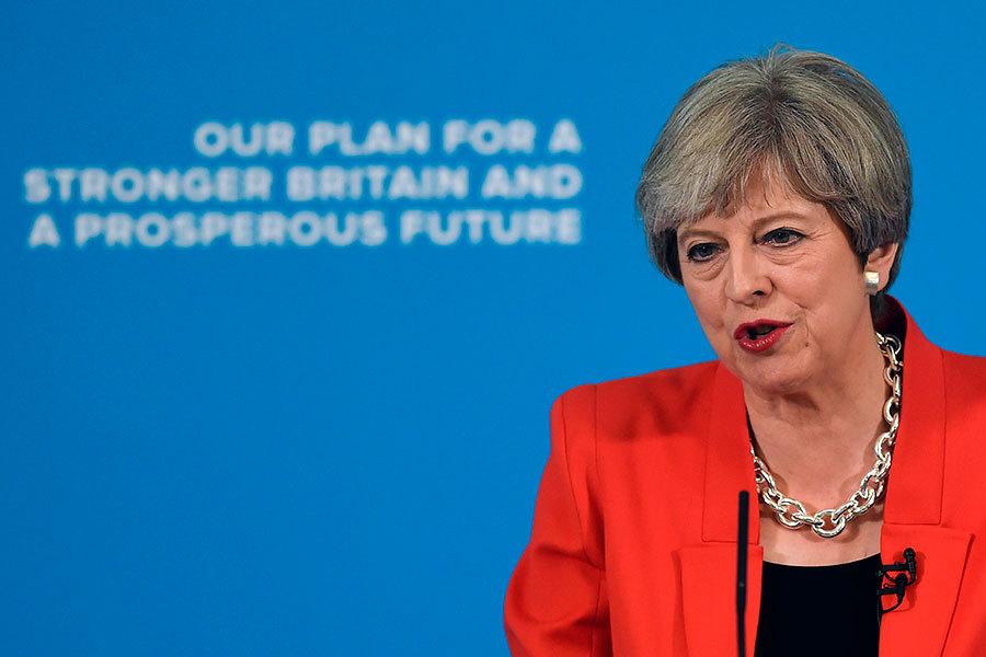 英國即將大選 保守黨提更多限制移民政策
