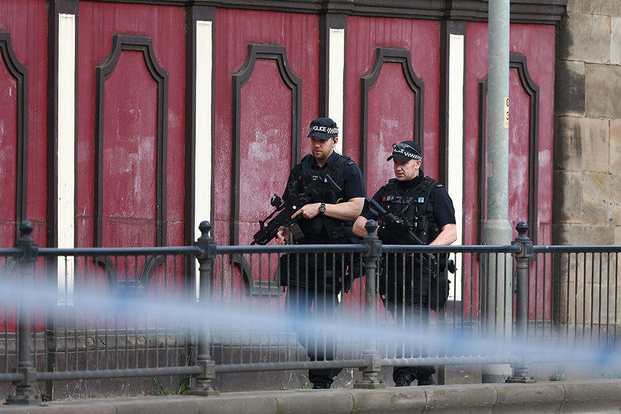 英國演唱會爆炸 疑是自殺炸彈襲擊