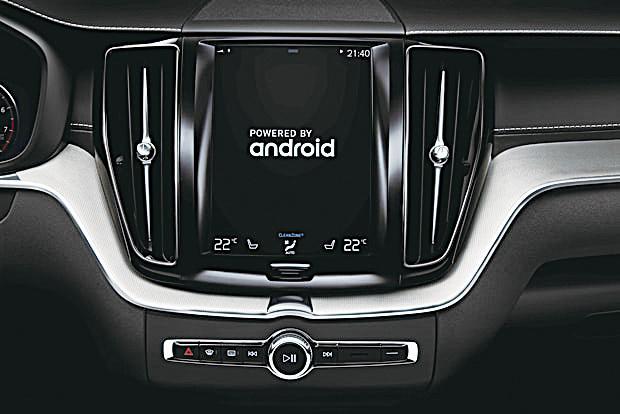 谷歌攜手Volvo合作開發新一代車載系統