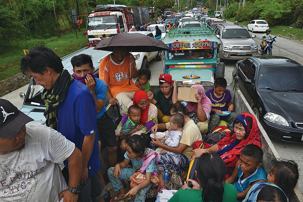 恐怖份子劫持菲南城市 菲國總統宣佈戒嚴