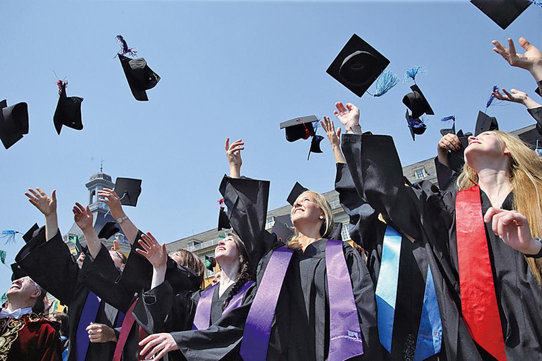 美國大學畢業生就業前景看好