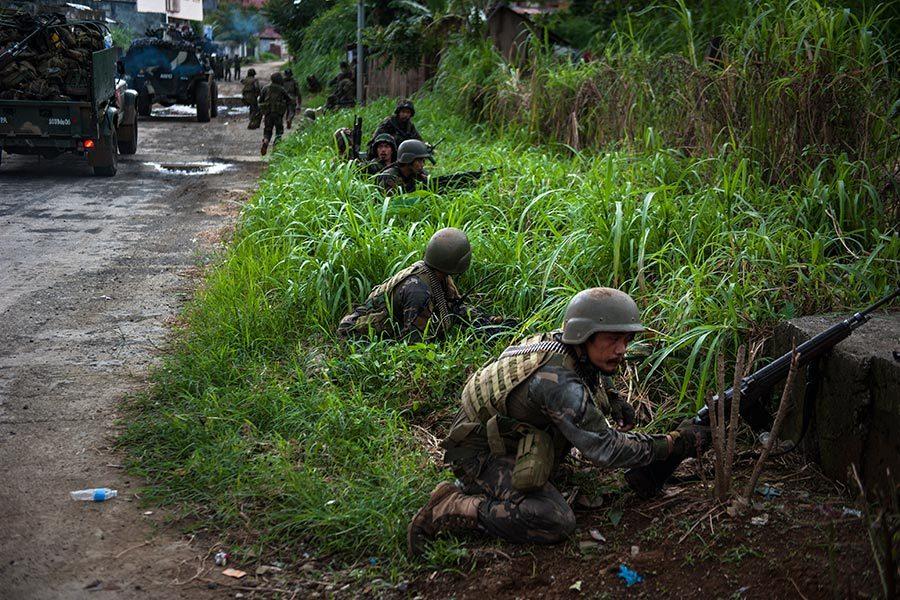 菲政府指控南部叛亂組織中混入外籍激進份子