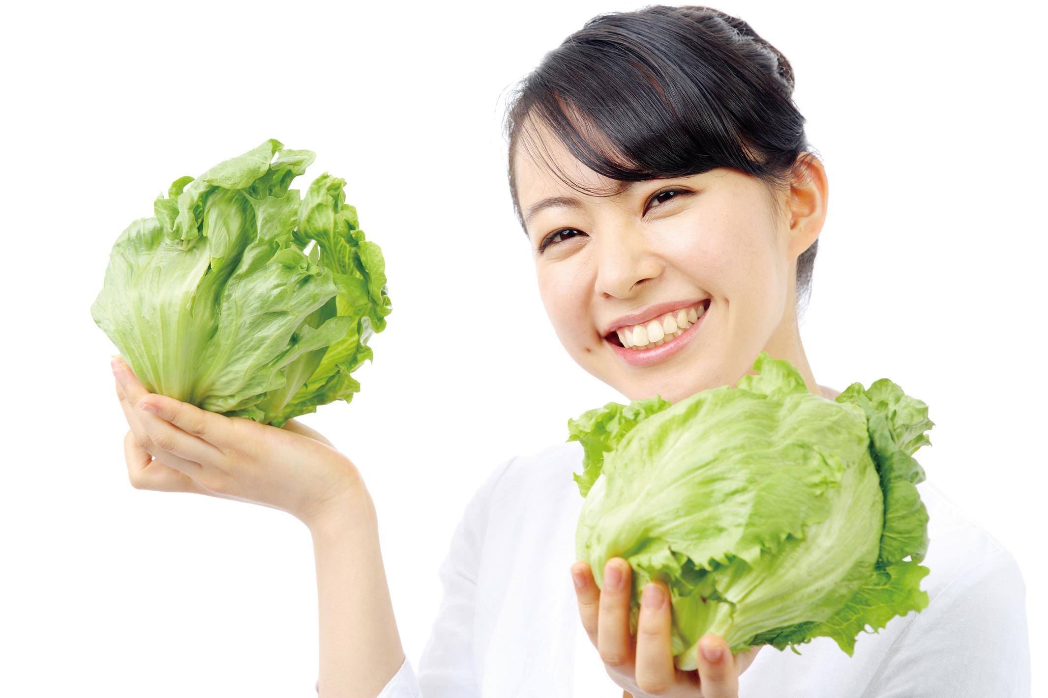 綠葉蔬菜可防癌5種堪稱救命菜