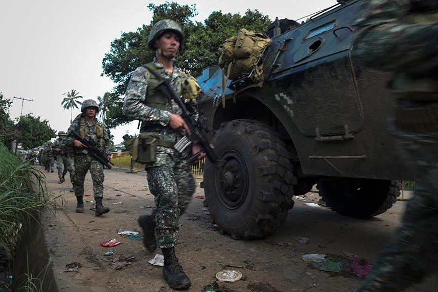 IS黑手伸到東南亞 菲律賓上周過百人喪生