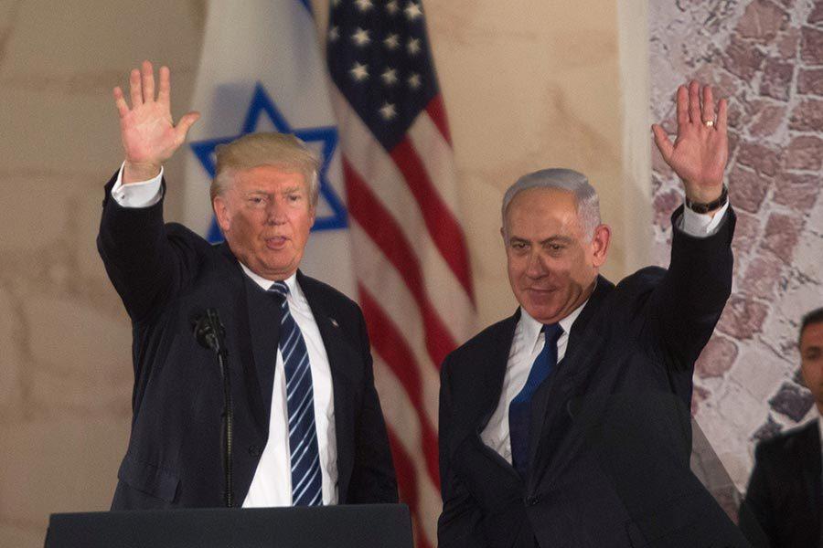 美駐以大使館遷耶路撒冷?特朗普暫按兵不動