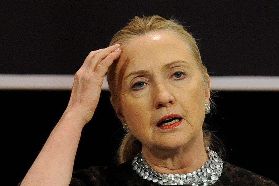 希拉莉電郵門是否違法?美國務院正式調查
