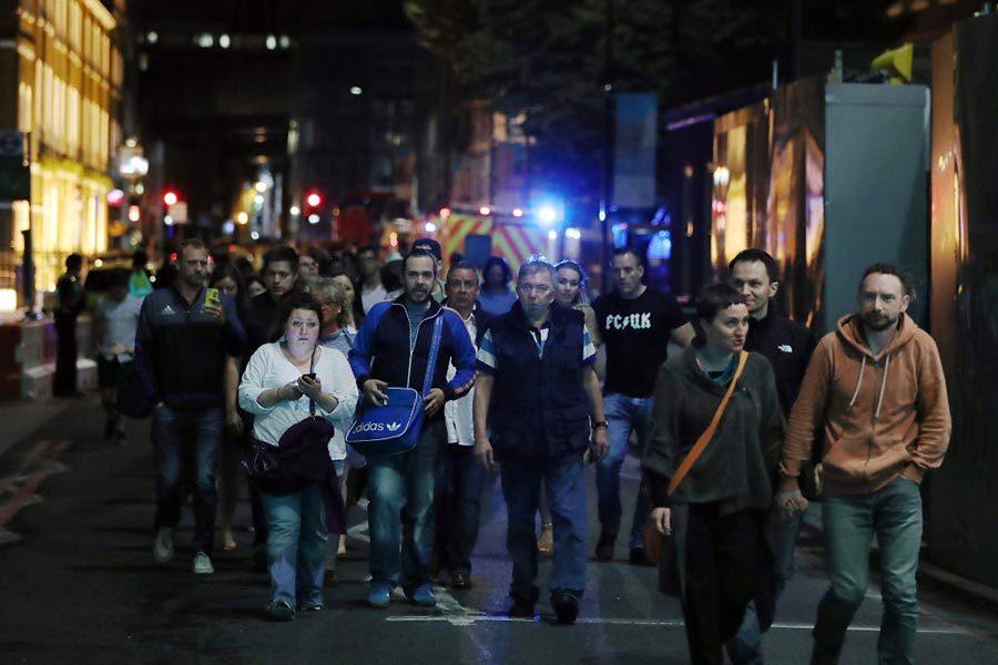 因「貪吃」粟米 中國留學生躲過倫敦恐襲