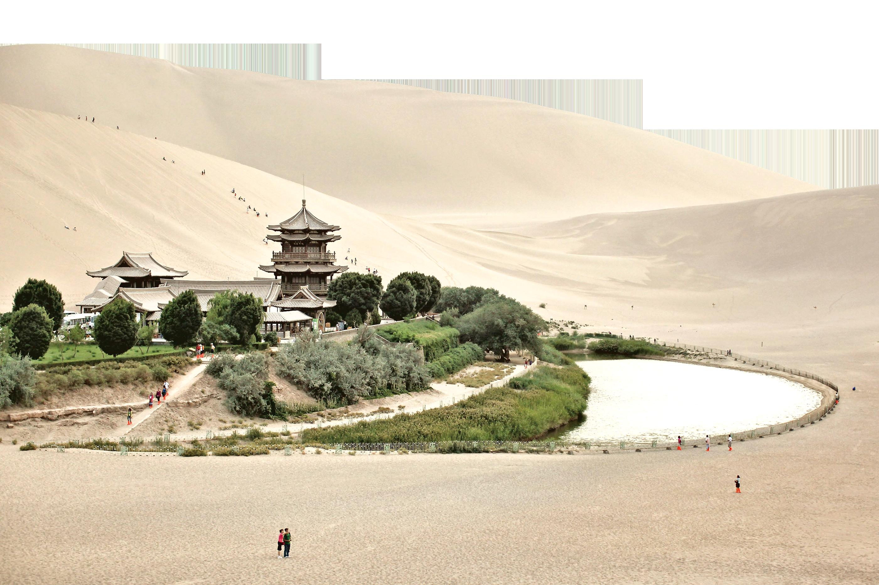 漢武帝通西域 開啟絲綢之路