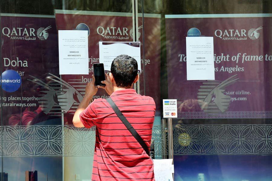 卡塔爾斷交風波 凸顯「一帶一路」的風險