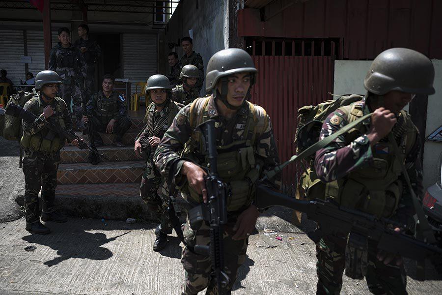 菲律賓對抗IS向美求助 特種部隊支援