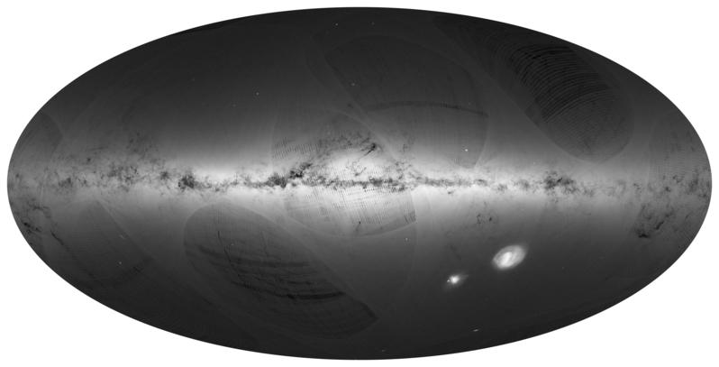 研究:銀河系身處宇宙空洞中 十分孤單