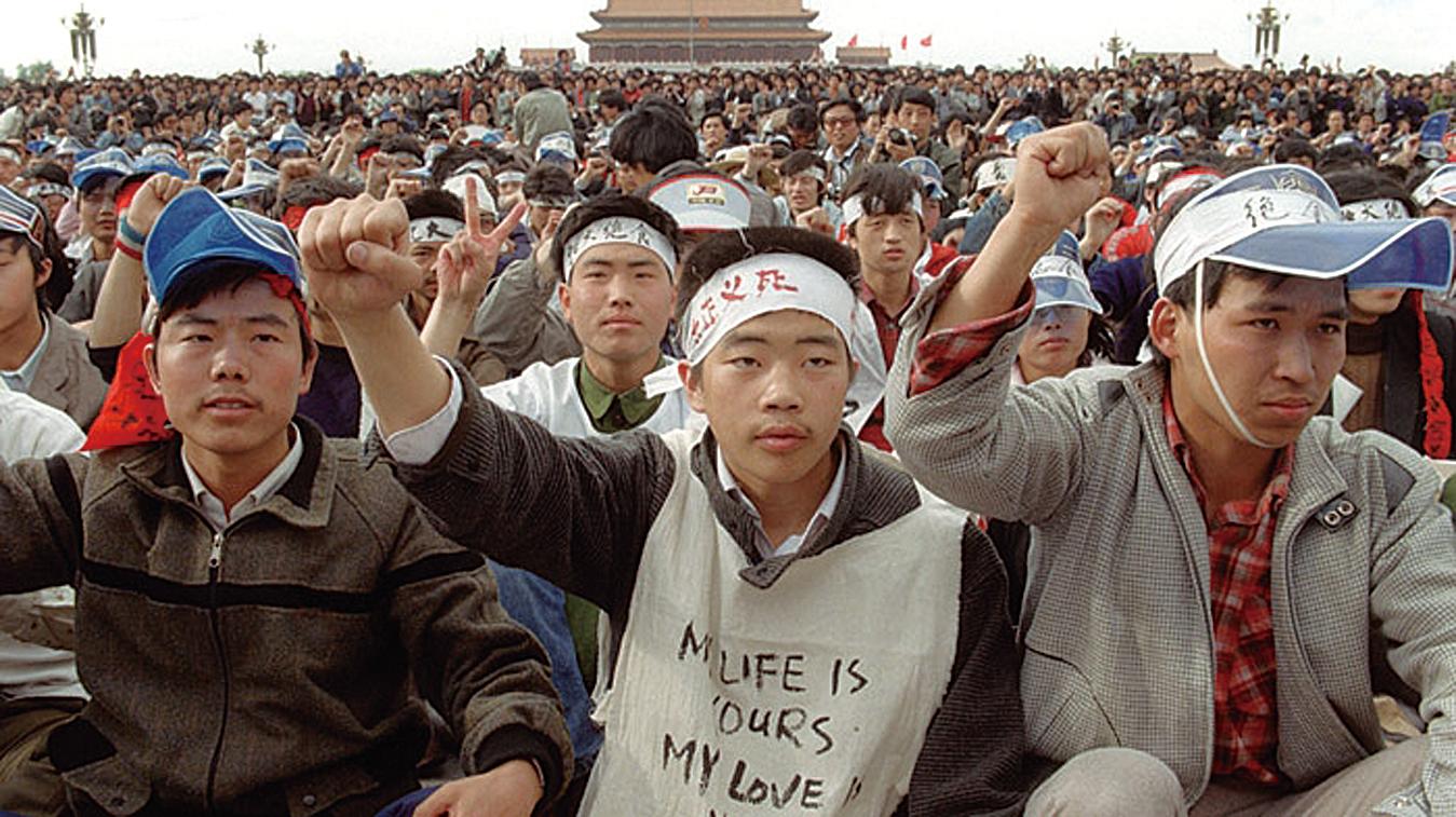 江澤民六四時在北京參與鎮壓