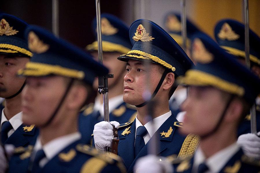 習近平批准頒發軍隊勳章的背後